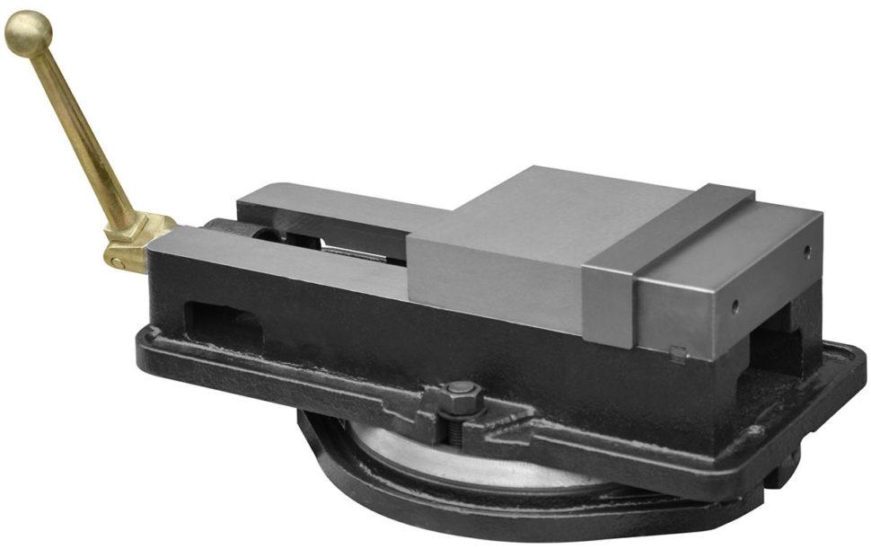 Přesný strojní svěrák otočný 160mm