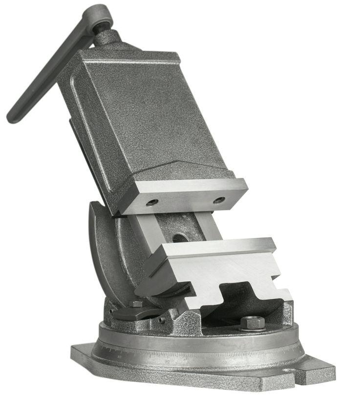 Strojní svěrák naklápěcí Rocker 125