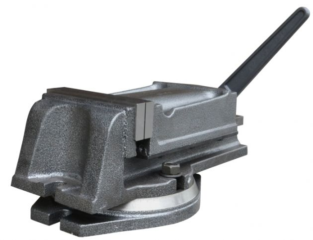 Strojní svěrák 160x125