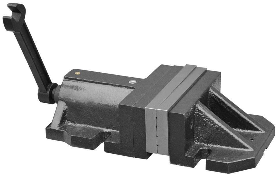 Strojní svěrák dvoudilný F160